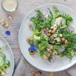 Økologisk cæsarsalat | Opskrift fra Biogan