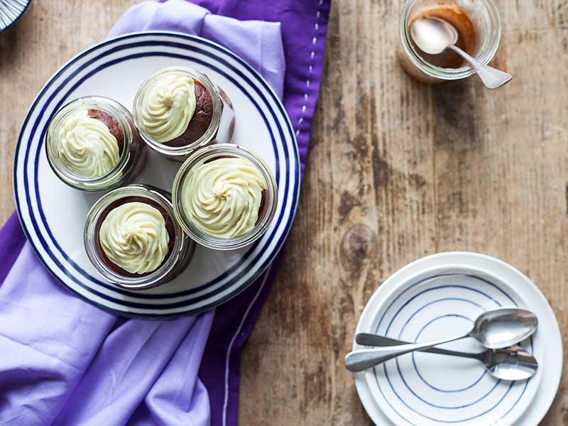 Chokoladekager - økologisk opskrift | Biogan