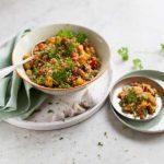Couscous med mango | Opskrift fra Biogan