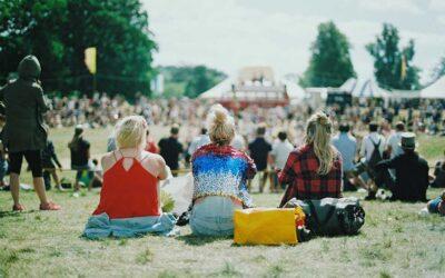 Økologi hitter på de danske festivaler