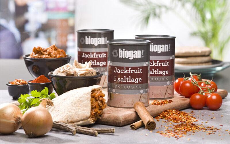Pulled jackfruit | Biogan