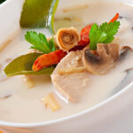 Thai tom kha suppe | Biogan