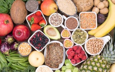 Fibre i kosten holder dig mæt i længere tid